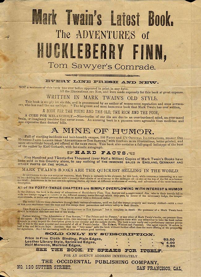 huckleberry finn short chapter summaries
