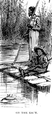 superstition in huck finn How does twain establish huck finn as a mischievous rascal give at least   superstition is an important motif in adventures of huckleberry finn throughout .