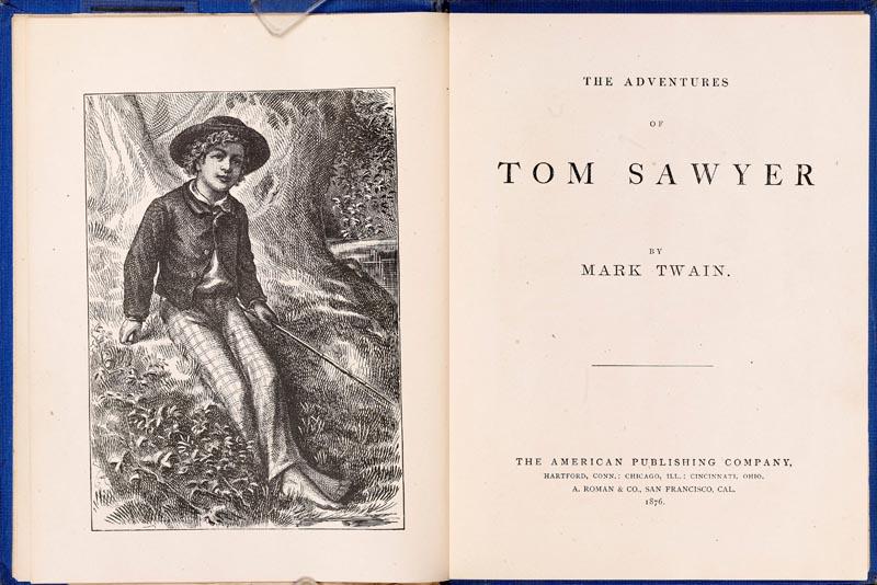tom sawyer homepage