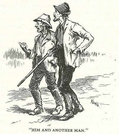 huck finn character vs self Is huck in the adventures of huckleberry finn, by mark twain, a good literary character for young readers today he is seen at the outset of the novel as a troublesome young child who needs to be taught how to act in a civilized manner and widow douglas and miss watson, models of conventional.